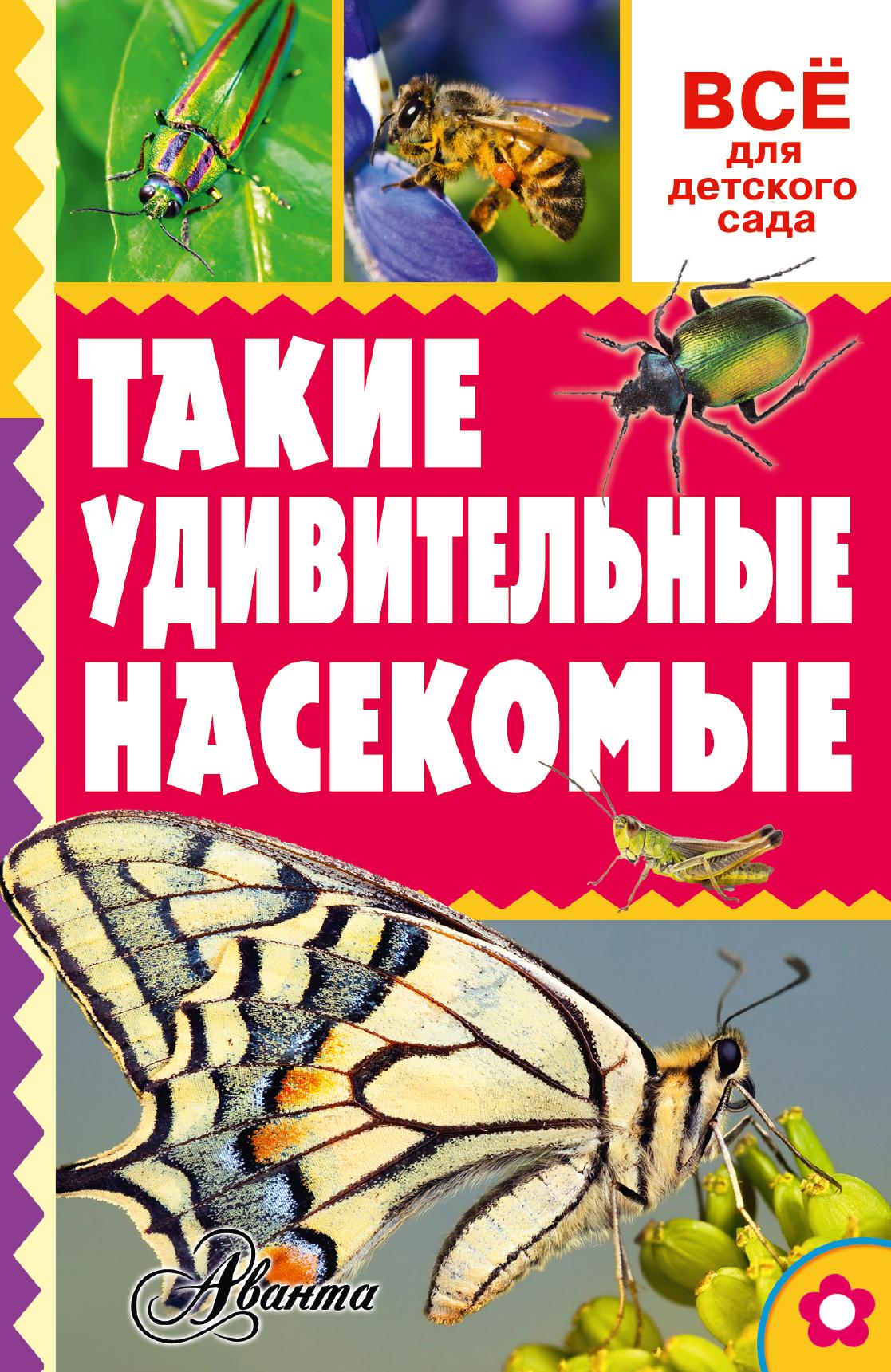 Такие удивительные насекомые