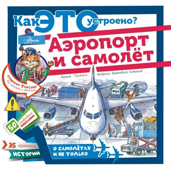 Аэропорт и самолёт Малов В.И.