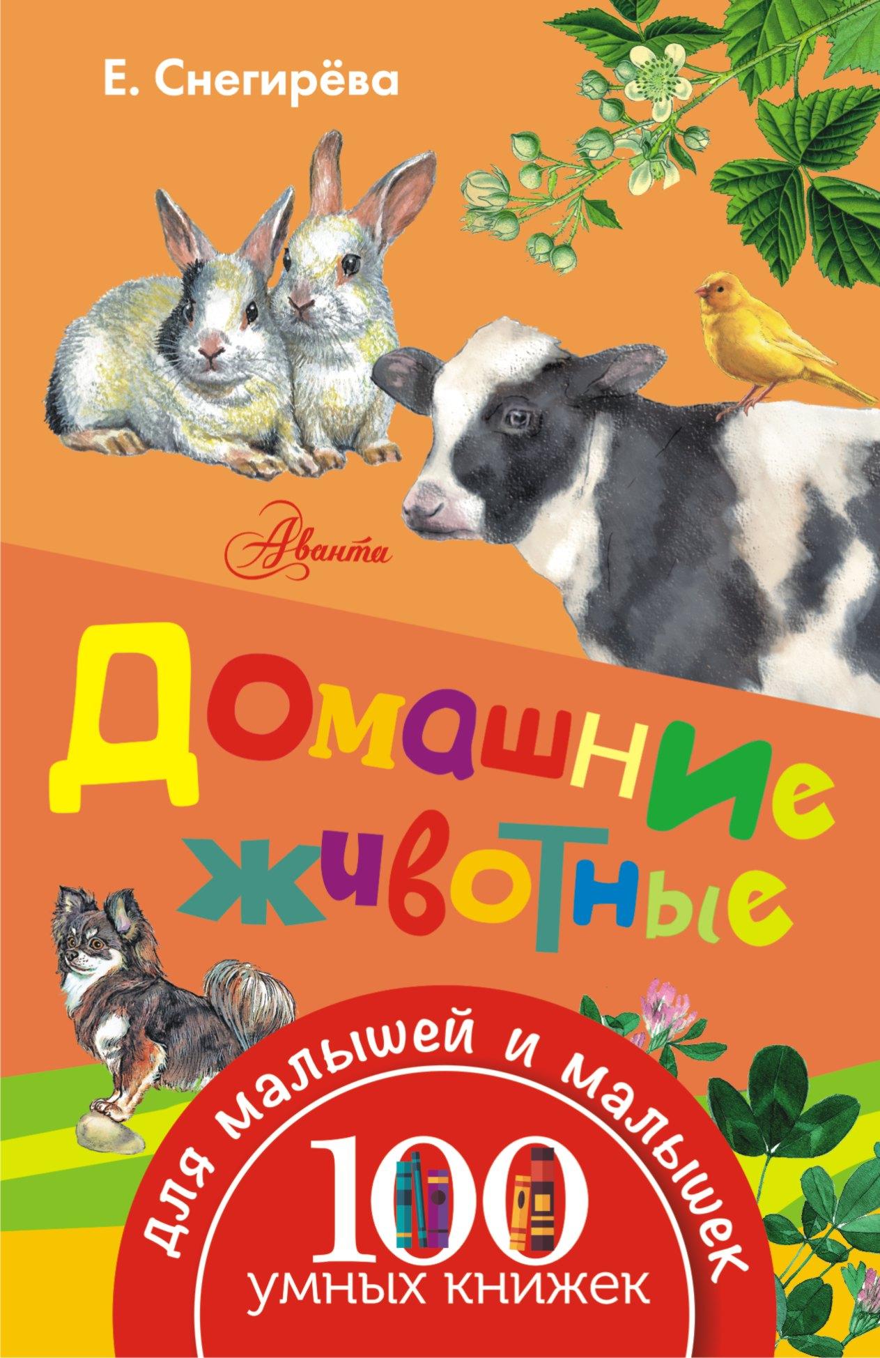 Домашние животные ( Снегирёва Е.  )