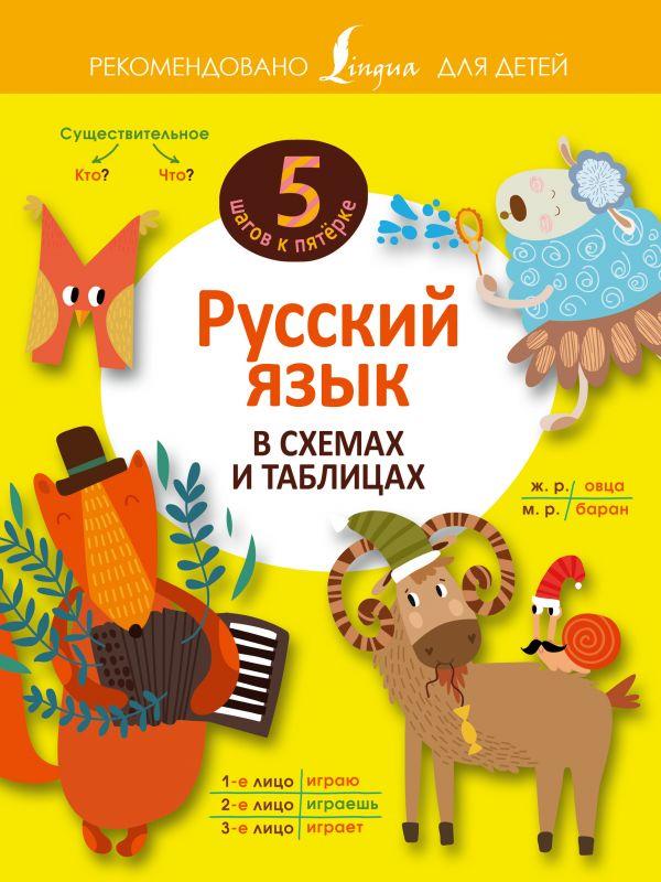 Русский язык в схемах и таблицах .