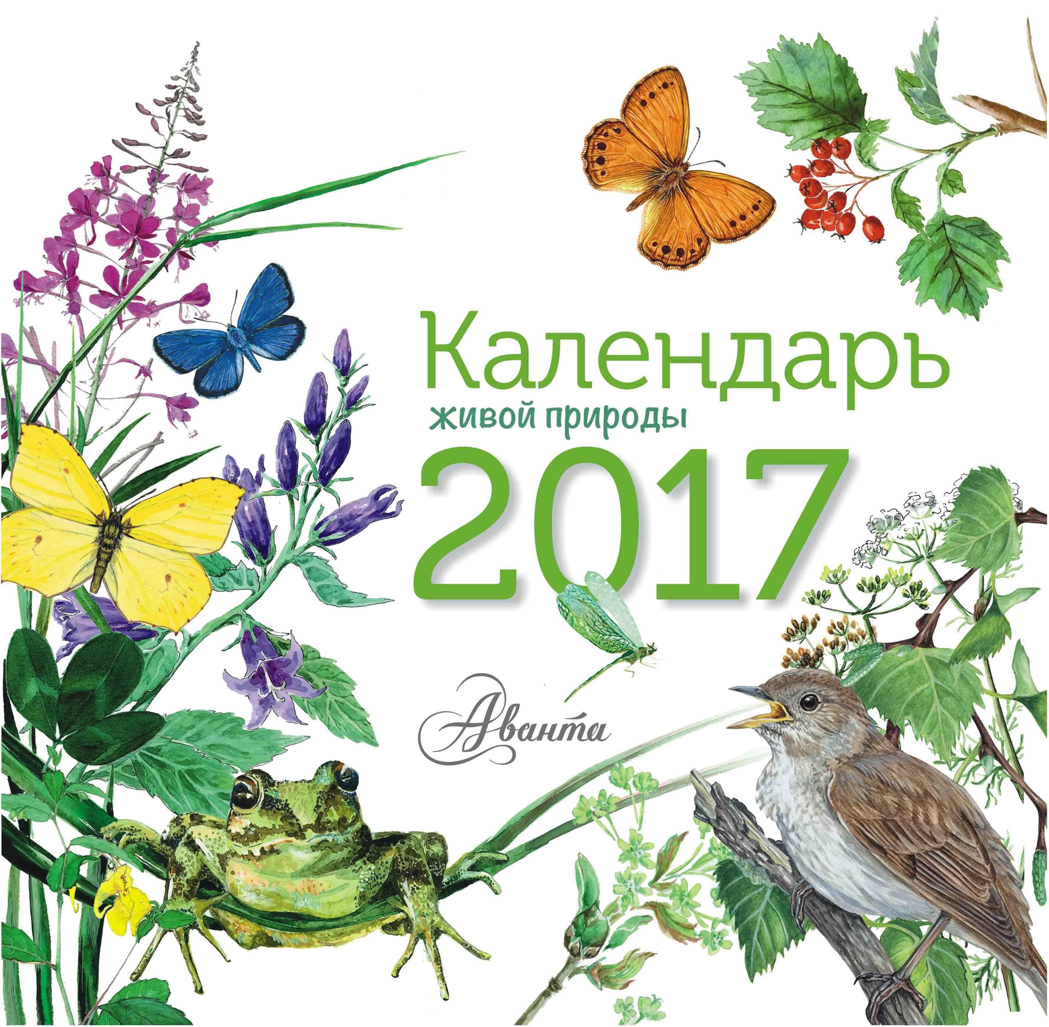 Календарь живой природы (ДМ)