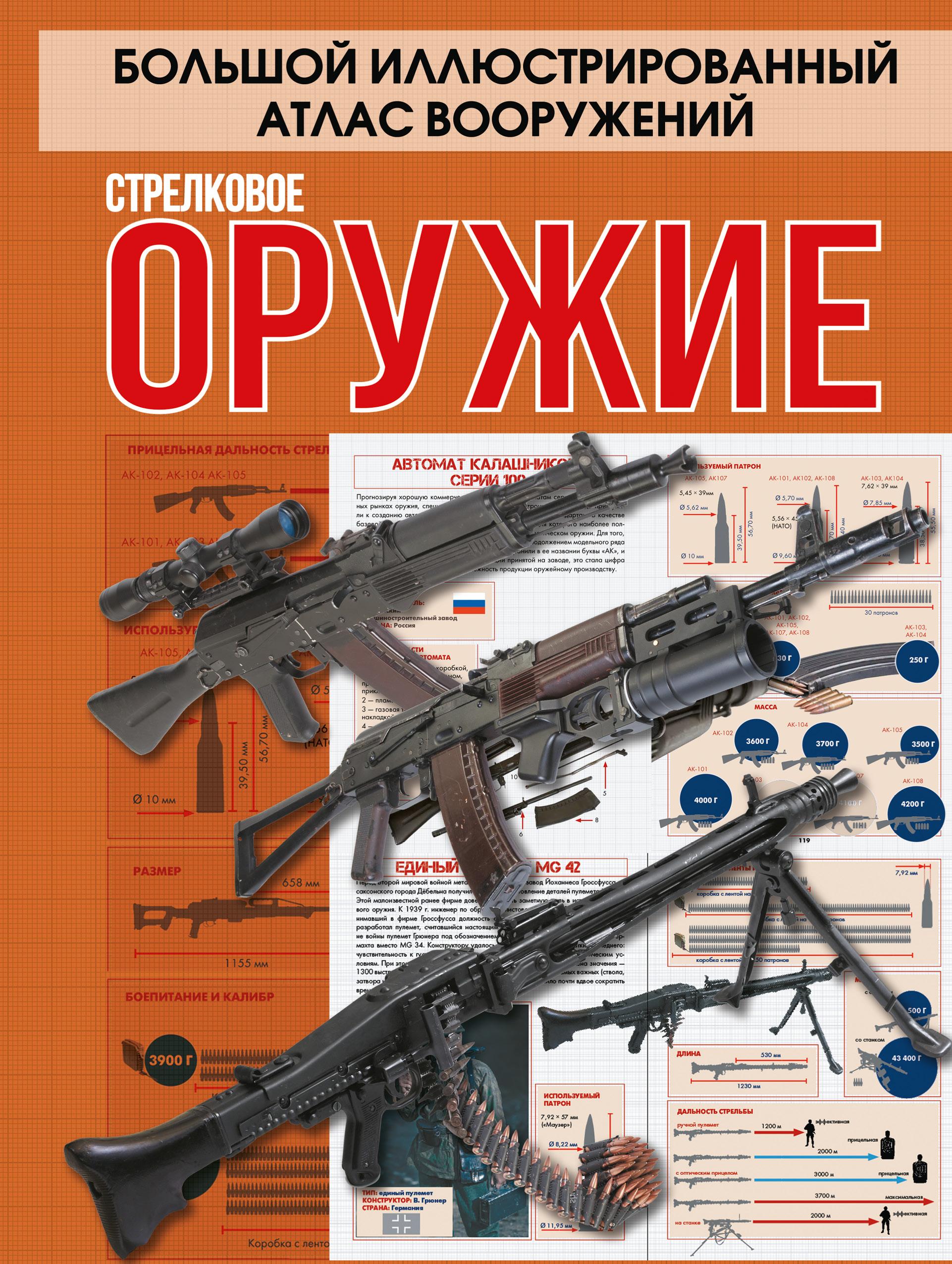 Стрелковое оружие от book24.ru