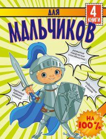 - Для мальчиков на 100 % обложка книги