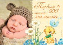Александрова З.Н., Спендиарова Т., Карганова Е.Г. - Первый год нашего малыша ДМ обложка книги