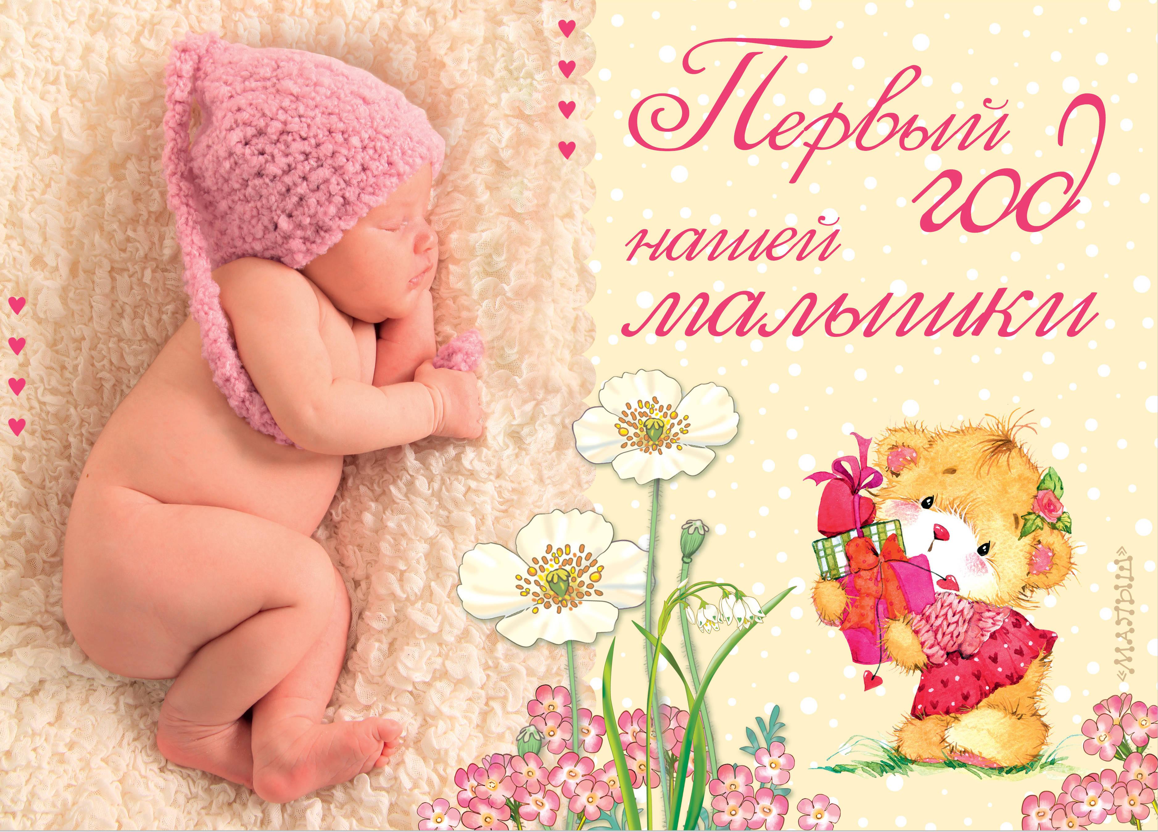 Первый год нашей малышки ДМ ( Пляцковский М.С., Александрова З.Н., Карганова Е.Г.  )