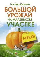 Кизима Г.А. - Большой урожай на маленьком участке. Легко!' обложка книги