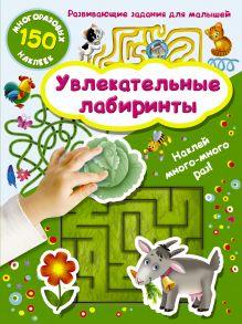 Увлекательные лабиринты обложка книги
