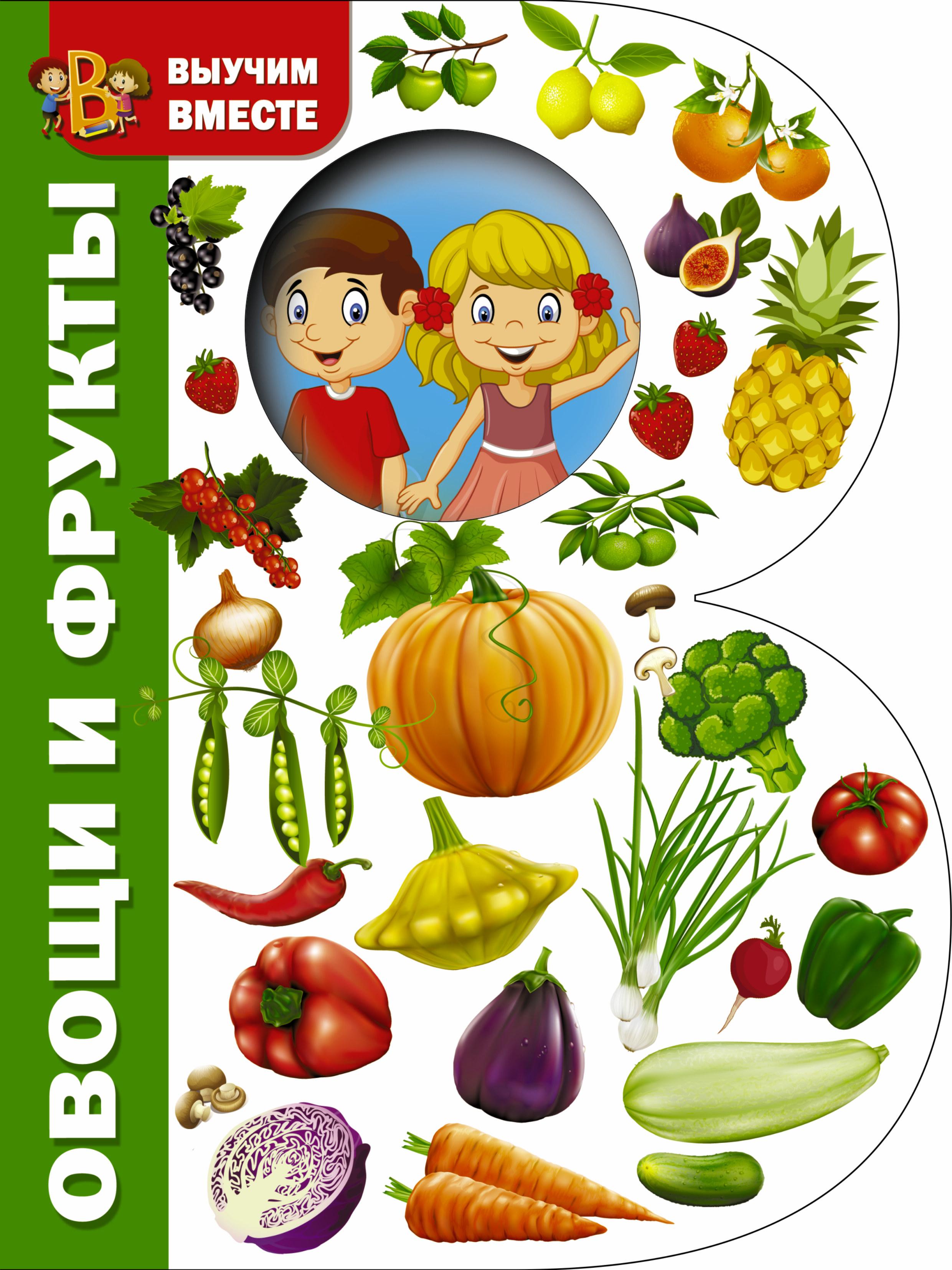 Овощи и фрукты ( Дмитриева В.Г.  )