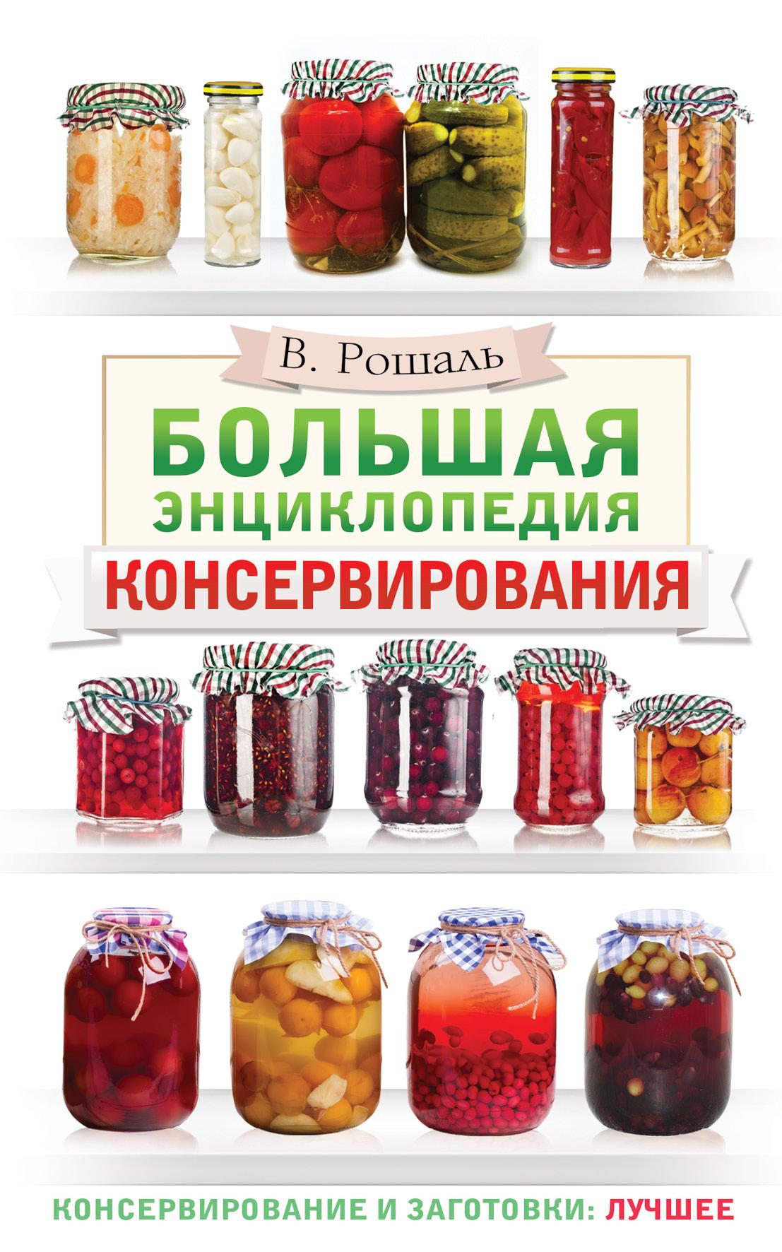Большая энциклопедия консервирования ( Рошаль В.М.  )