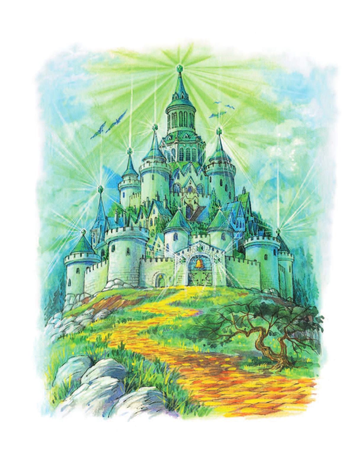 картинки к волшебнику изумрудного города волкова работа трогательна