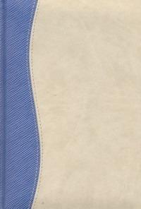 - !Ежедневник н/датир.ДН14-05А Алабама Серо-синий 143х205 обложка книги