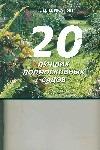 Шиканян Т. Д. - 20 лучших подмосковных садов обложка книги