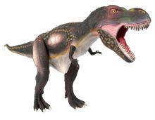 - G. Модель подвижная Тираннозавр, серая CL220KR обложка книги