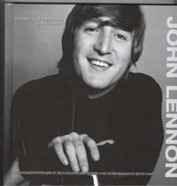 John Lennon обложка книги