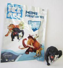 - L.235322. ИгрушкаЛедниковый период1 фигурка 5 см. в закрытом пакетикев асc обложка книги