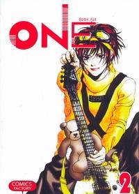 Ли Вин - One. Т. 2 обложка книги