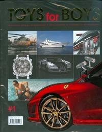 Дейкало А. - Toys for boys(мяг) №1 обложка книги