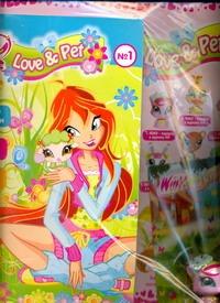 """Winx.""""Love& Pet"""" №1"""