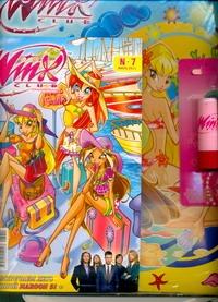 - Winx.Журнал Волшеб.приключение№7/2011 обложка книги