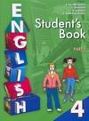 Английский язык. 4 класс.  В 2 ч. Ч. 1 обложка книги