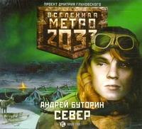 Буторин А.Р. - Аудиокн. Метро 2033. Буторин. Север обложка книги