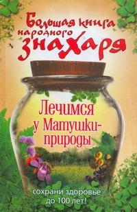 Моховой Андрей - Большая книга народного знахаря обложка книги
