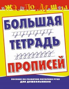 Нянковская Н.Н. - Большая тетрадь прописей обложка книги