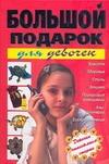 Большой подарок для девочек обложка книги