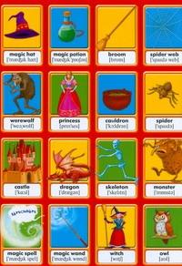 Буклет.Герои сказок.Обучающая игра в картинках для детей от 7 лет