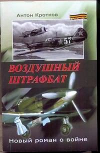 Кротков А.П. - Воздушный штрафбат обложка книги