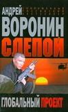 Воронин Слепой Глобальный проект обложка книги