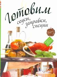 - Готовим соусы, заправки, специи обложка книги