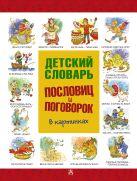 Зигуненко С.Н. - Детский словарь пословиц и поговорок в картинках' обложка книги