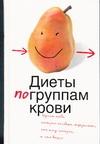 Хесман-Козарис А. - Диеты по группам крови обложка книги