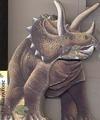 Собе-Панек М.В. - Динозавр трицератопс обложка книги