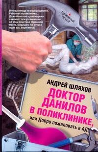 Шляхов А.Л. - Доктор Данилов в поликлинике, или Добро пожаловать в ад! обложка книги