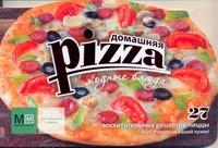 Ильиных Н.В. - Домашняя пицца обложка книги