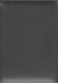 - Ежедневник п/датир.Арт.ДД16-09Й Йорк Серый 167х237 обложка книги