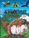 Животные. Новая иллюстрированная детская энциклопедия обложка книги