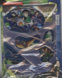 - Журнал BEN 10 №4(19)2012 обложка книги