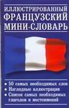 - Иллюстрированный французский мини-словарь обложка книги