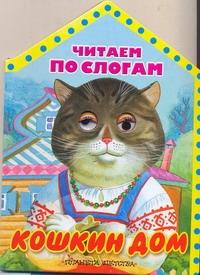 Васильев Н.А. - Кошкин дом. Читаем по слогам обложка книги