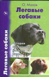 Легавые собаки