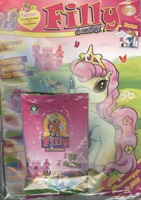 - Лошадки Filly Журнал 01/2012 обложка книги
