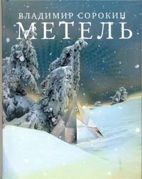 Сорокин В.Г. - Метель обложка книги