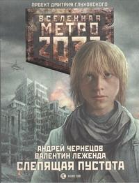 Чернецов А. - Метро 2033: Слепящая пустота обложка книги