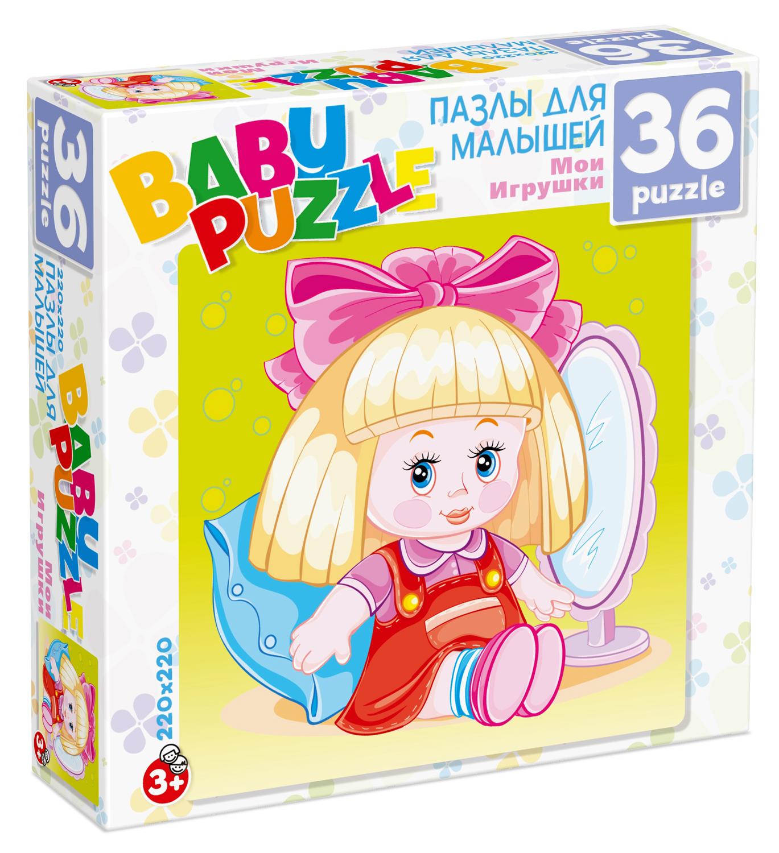 ДМ.Пазл.36А.6259 Кукла