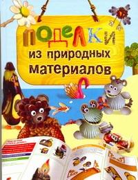 Бойко Е.А. - Поделки из природных материалов обложка книги