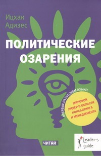 Политические озарения обложка книги