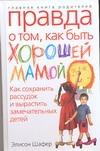 Шафер Элисон - Правда о том, как быть хорошей мамой обложка книги